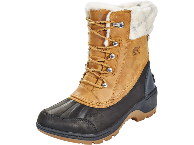Sorel Whistler Mid Boots Damen camel brown/black